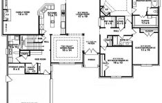 3 Bedroom Home Plans Awesome 3 Bedroom 3 5 Bath House Plan House Plans Floor