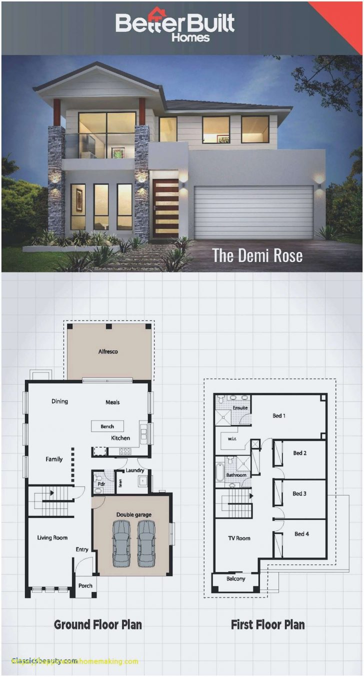 3 Storey House Plans for Small Lots 2020