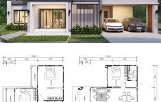5 Bedroom Modern House Plans Inspirational House Design Plan 15 5x10 5m With 5 Bedrooms