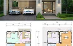 5 Bedroom Modern House Plans New House Design Plan 9 5x12m With 5 Bedrooms