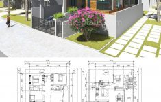 7 Bedroom House Plans Unique House Plans 12mx20m With 7 Bedrooms In 2020