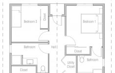 Affordable Concrete House Plans New Affordable Home Plan