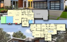 Architectural Design Home Plans New Plan Jd Spacious Contemporary House Plan In 2020