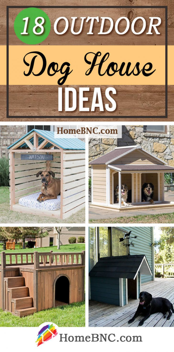Dog House with Porch Plans 2021