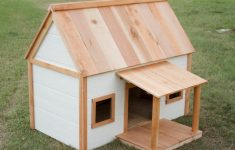 Dog House With Porch Plans Unique Dog House With Porch