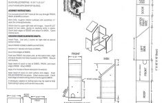 Eastern Bluebird House Plans Inspirational Wildlife Home Plans