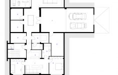Floor Plan For A House Awesome Gallery Of B House Fice Twentyfive Architects 18