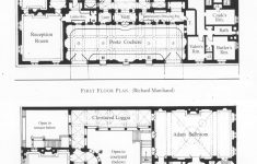 Floor Plans For Building A House Fresh Otto Khan Mansion Part 1
