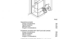 Handicap Accessible House Plans Lovely Transfer And Alternate Shower — Accessible Home Design