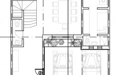 House Plans Free Download New Ground Floor Plan Of Small Villa Dwg Net