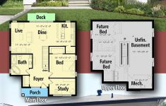 House Plans With Basements Best Of Plan Dr Modern Ranch Home Plan With Basement Expansion