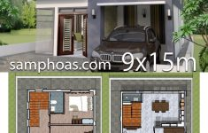 House Plans With Interior Pictures Elegant Plan 3d Interior Design Home Plan 7x10m Full Plan 3beds