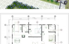 House Plans With Interior Pictures Inspirational Plan 3d Interior Design House Plans 13x9 5m Full Plan 3beds