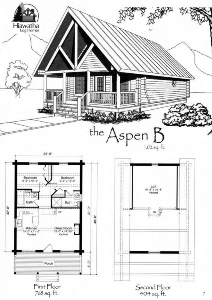 House Plans with Loft 2020