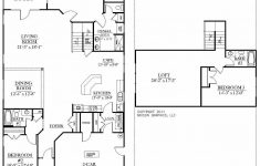 House Plans With Loft New Lovely 4 Bedroom Modern Farmhouse Plans