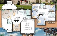 House Plans With Porch Elegant Plan Dr Country Home Plan With Two Curved Porches In