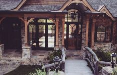 Lodge Style House Plans New Mountain Lodge Style House