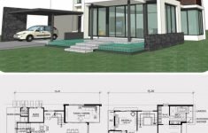 Modern Contemporary House Plans Fresh Home Design Plan 15x18m With 5 Bedrooms