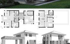 Modern Contemporary House Plans New Small Villa Modern Contemporary European Style Architecture