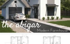 Modern Farmhouse Floor Plans Lovely Abigar