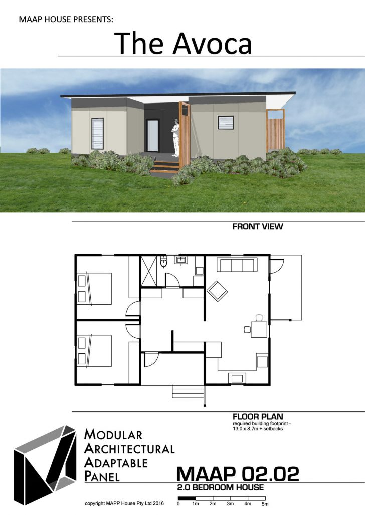 Modern House Plans with Cost to Build 2021