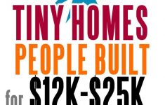 Most Affordable Homes To Build Fresh 17 Best Custom Tiny House Trailers And Kits With Plans For