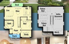Open Concept Home Plans Beautiful Plan Dr Modern Ranch Home Plan With Basement Expansion
