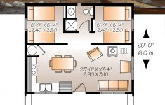 Open Floor Plans For Small Homes Beautiful Affordable Small 2 Bedroom Cabin Plan Wood Stove Open