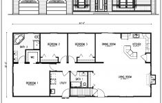 Simple Open Floor Plans Fresh Ranch House Remodel Floor Plans Ranch House Remodel Floor