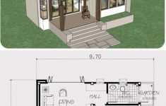Simple Small House Plans Unique Small Home Design Plan 9x6 6m With One Bedroom