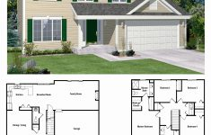 Small 4 Bedroom House Plans New Two Bedroom Bath House Plans At Real Estate Simple Plan Tiny