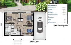 Small Contemporary House Plans Awesome Plan Pd Exciting Contemporary House Plan