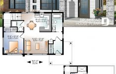 Small Contemporary House Plans New House Plan Joshua No 1703