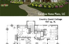 Small Guest House Plans Luxury Small Country Cottage Vacation Or Guest House Plan