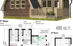 Small Home Floor Plans New What A Nice A Frame Small House Floor Plan It Can Be A