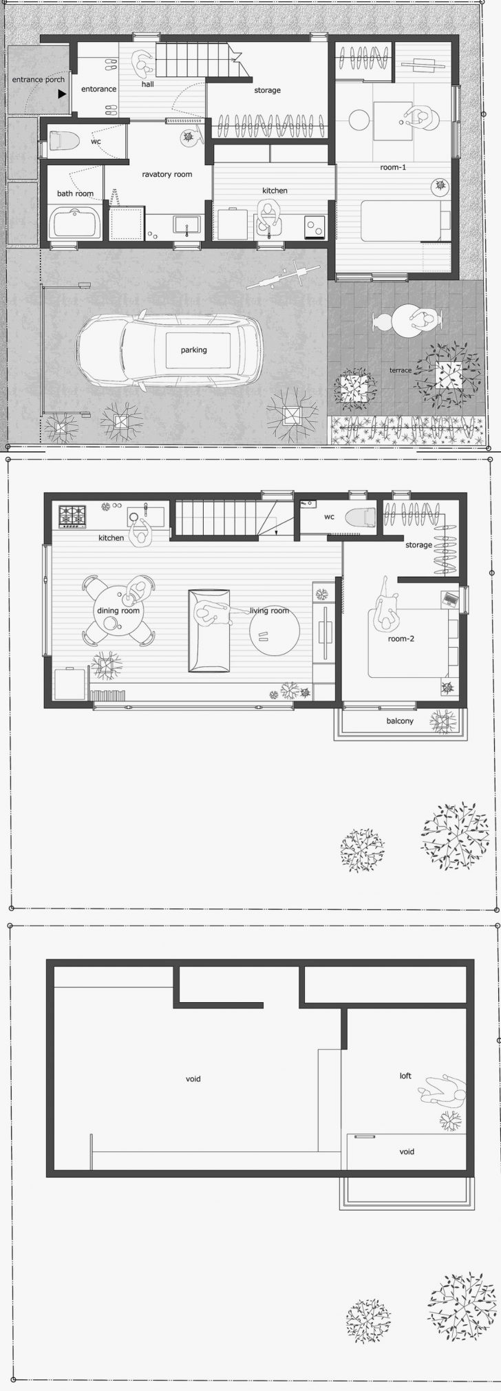 Small Home Floor Plans 2020
