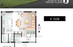 Small House Open Floor Plan Inspirational Small 3 Bedroom Bud Conscious Modern House Plan Open
