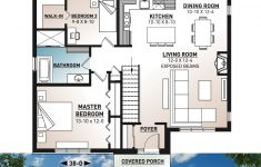 Small Modern Home Plans Unique House Plan Barrington No 3153