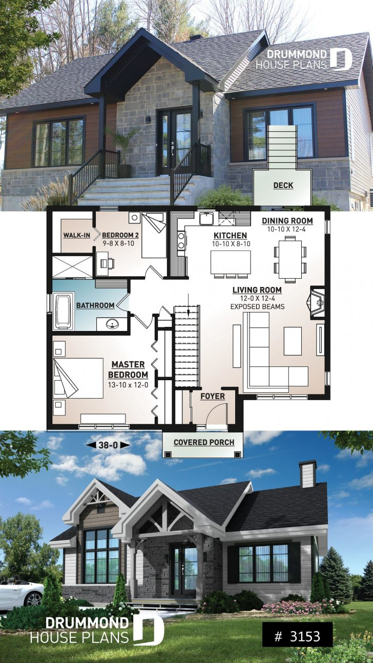 Small Modern Home Plans 2021
