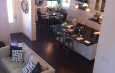 Small Open Floor Plans Beautiful This Is A Good Example Of How A Small Looking Home Can Still
