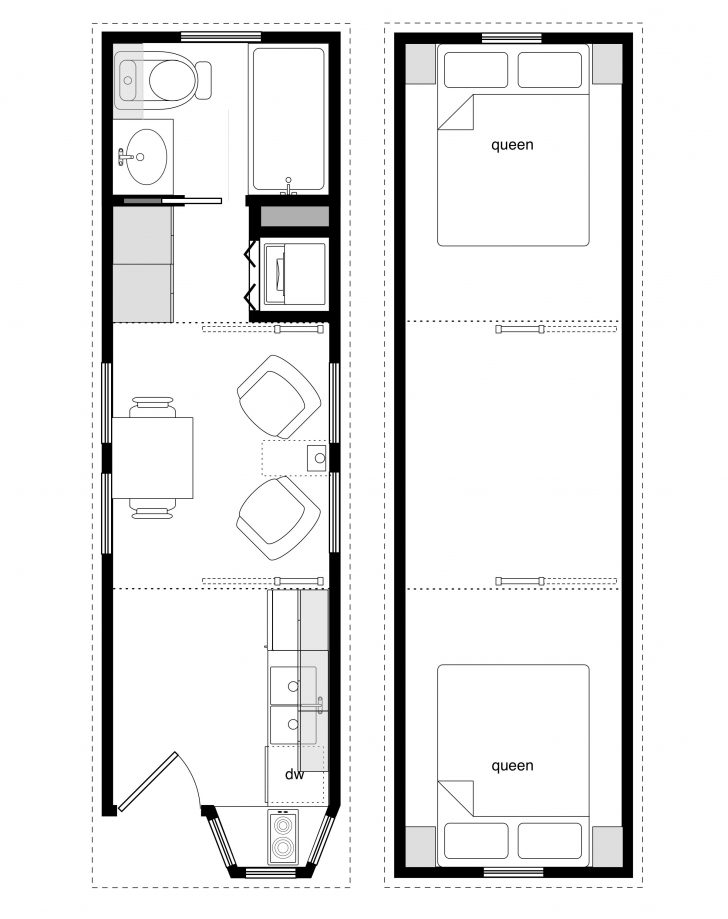 Tiny House Designs and Floor Plans 2020