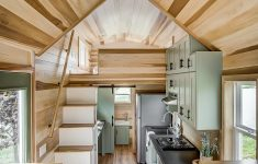 Tiny Houses On Wheels Plans Luxury Clover A 24 Ft X 8 5 Ft Tiny House On Wheels Designed And