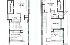 Townhouse Plans Narrow Lot Awesome Dual Occupancy Home Builders Melbourne