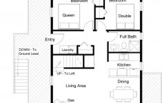 Two Bedroom House Floor Plans Inspirational Small Two Bedroom House Plans Quotes Bedroom House Plans 2