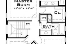 Wheelchair Accessible House Plans Inspirational 3 Bedrm 1586 Sq Ft Craftsman House Plan 116 1007