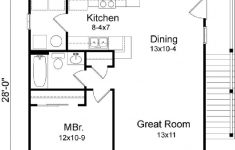 1 Bedroom House Plans With Garage New Apartment Floor Plans Further 1 Bedroom Garage Apartment
