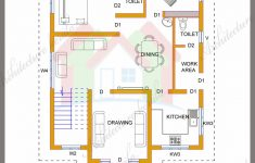 1600 Sq Ft House Cost Elegant 4 Bhk Kerala House In 1700 Square Feet Architecture Kerala