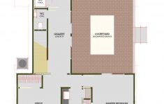 1600 Sq Ft House Cost Elegant Modern Style House Plan 3 Beds 2 5 Baths 1693 Sq Ft Plan 450 5