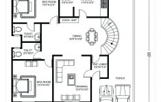 2200 Sq Ft House Cost Best Of Floor Plan For 40 X 55 Feet Plot