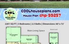 2200 Sq Ft House Cost Lovely House Plan Chp At Coolhouseplans